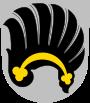 Znak městyse Lomnice