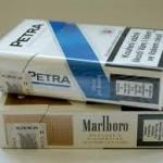 Ukradené cigarety v Tišnově