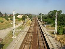 Koleje a nádraží
