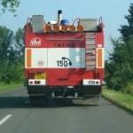 Dopravní nehoda u Černvíra