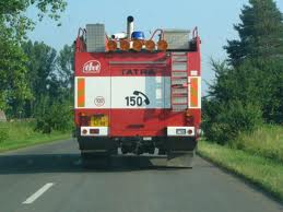 Ilustrační obrázek hasičů