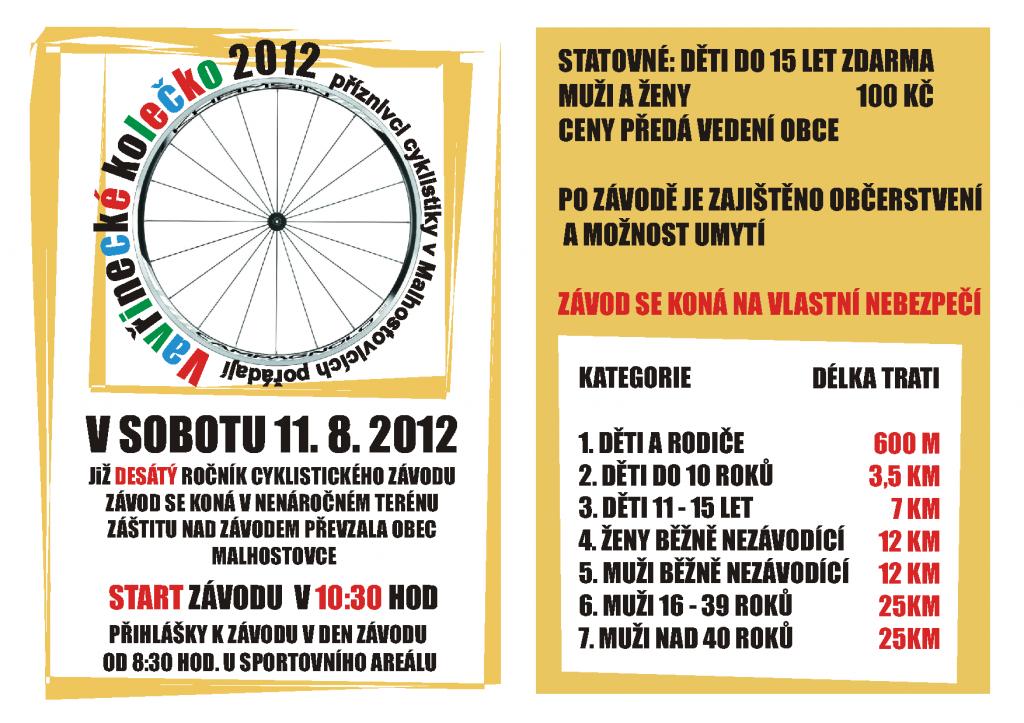 Vavřinecké kolečko 2012