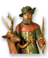 Svatý Hubert - patron myslivců