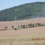 Opět požár mezi Lomničkou a Řepkou