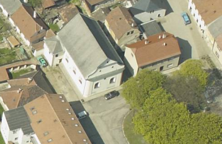 Lomnická synagoga v Židech
