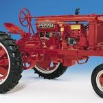 Sraz historických traktorů ve Skoroticích