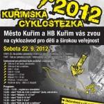 Kuřimská cykloztezka 2012