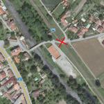 Uzavírka železničního přejezdu ve Štěpánovicích