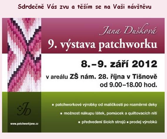 Jana Dušková patchwork