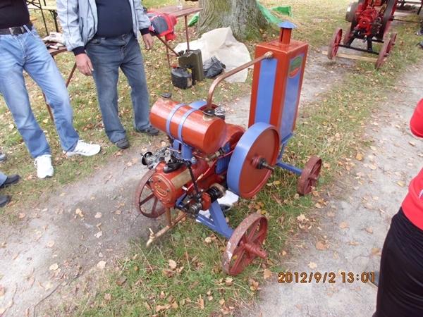 Menší stabilní motor