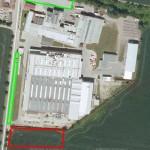 Siemens Drásov bude mít nové parkoviště