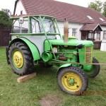Fotky z výstavy traktorů ve Skoroticích