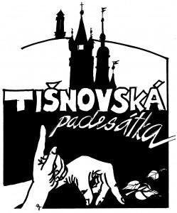 Logo Tišnovské padesátky