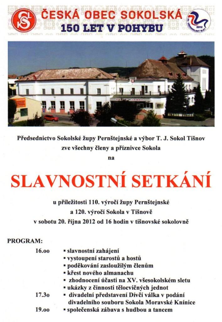 Obec sokolská Tišnov