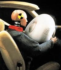 Airbag v autě