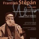 100 let od narození akademického malíře Františka Štěpána