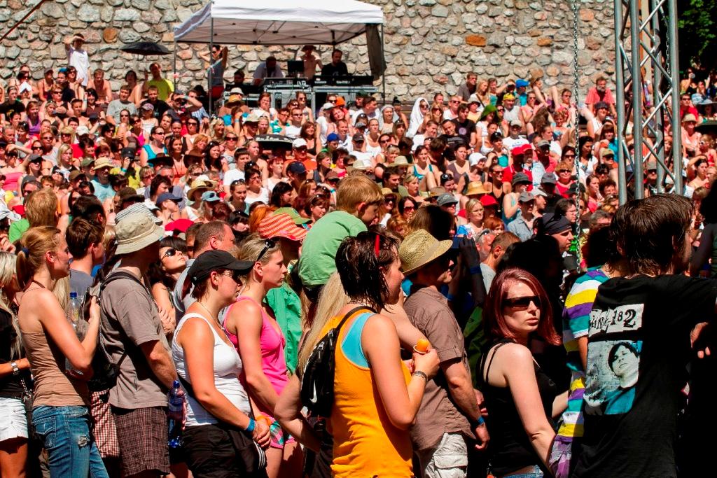 Čistotný festival v Tišnově