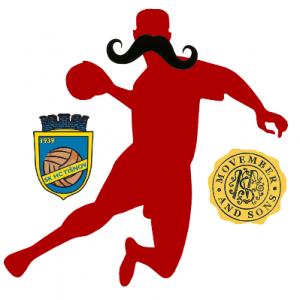 Movember - Házená Tišnov