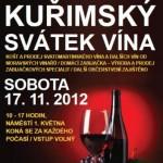 Svátek vína v Kuřimi 2012