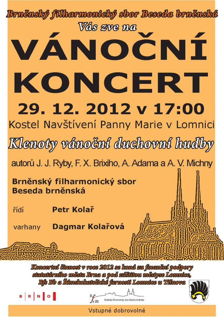 Koncert na Lomnici