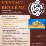 Výstava Betlémů v Předklášteří