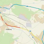 Provoz přes Hradčany u Tišnova se od března omezí minimálně na rok a půl