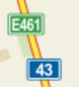 Silnice I / 43