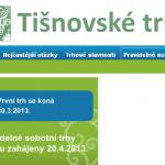 Tišnovské trhy 2013