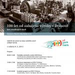 Siemens Drásov zve na oslavy 100 let výroby