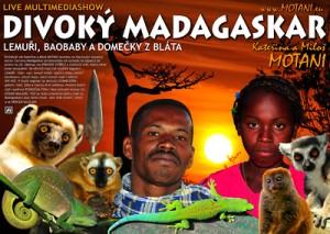Putování divokým Madagaskarem