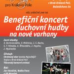 Tišnovský komorní orchestr vystoupí v Králově Poli