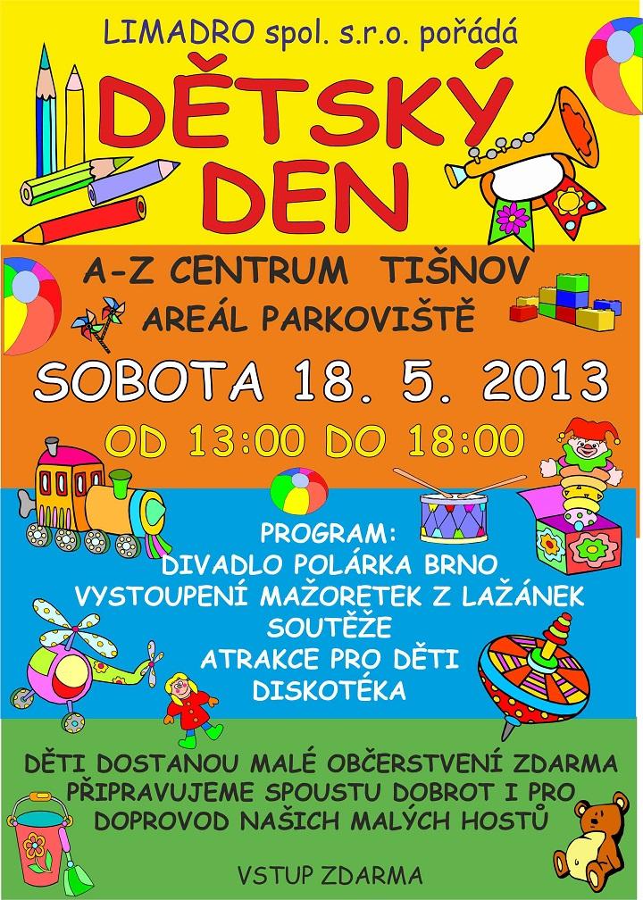 Dětský den LIMADRO 2013