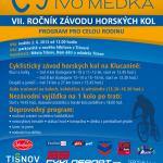 Memoriál Ivo Medka 2013 v Tišnově