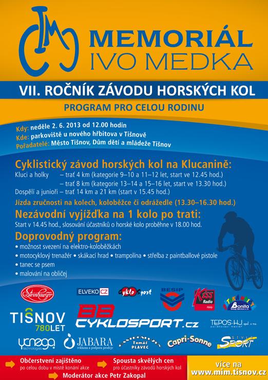 Ivo Medek - memoriál 2013
