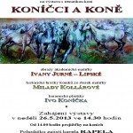 Galerie Skleněnka zve na Koníčci a koně