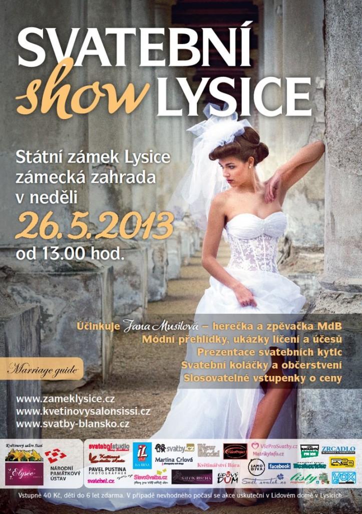 Svatební show v Lysicích 2013