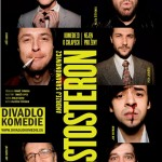 Divadlo komedie Praha v Tišnově - Testosteron