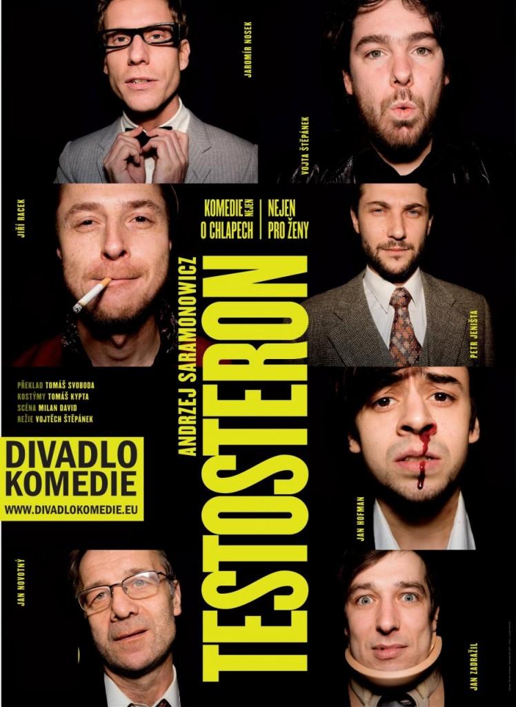 Divadelní hra Testosteron