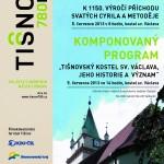 1150 let od příchodu Cyrila a Metoděje - oslavy v Tišnově