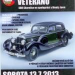 Autoveteráni ve Skoroticích 2013