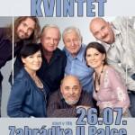 Spiritual Kvintet U Palce v Tišnově