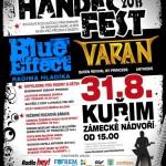 HandecFest 2013 v Kuřimi na Zámku