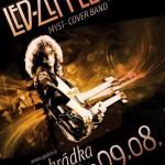 LED Zeppelin u Palce na zahrádce v Tišnově