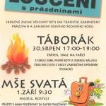 Loučení s prázdninami na Lomnici 2013