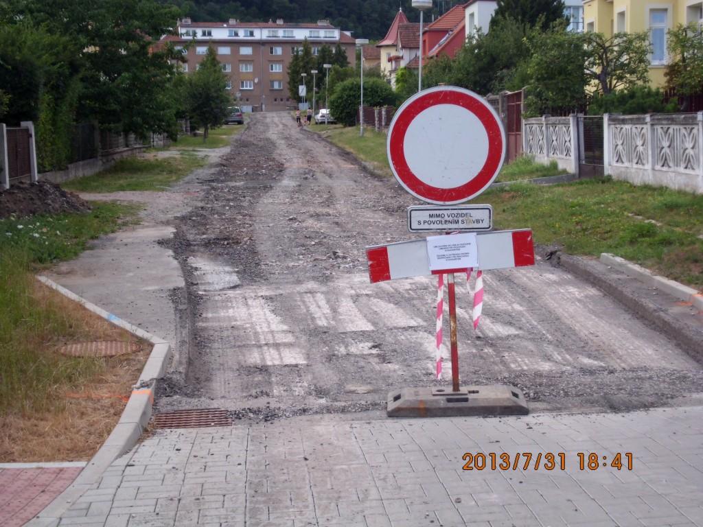 Jiráskova napadrť 2013
