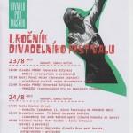 Divadelní festival v Kuřimi