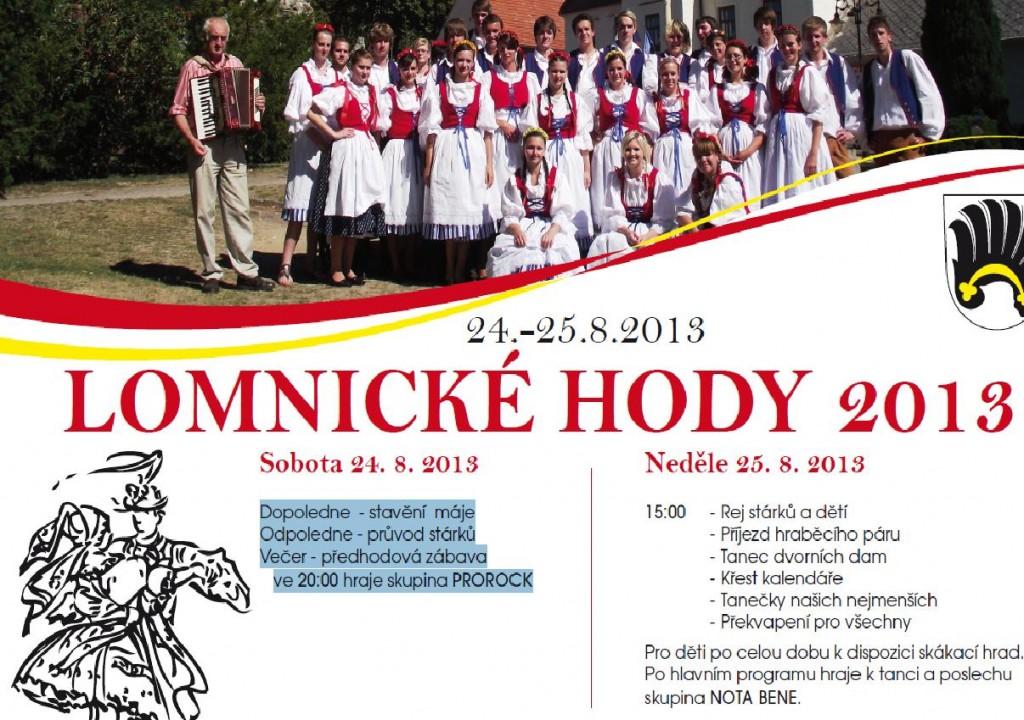 Hody na Lomnici 2013