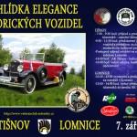 Historická vozidla v Tišnově 2013