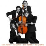 Prague Cello Quartet v Tišnově