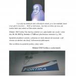 Pozvánka na Lomnici na Halloween 2013 v podání Fortika